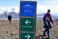 Little hike at Skaftafell