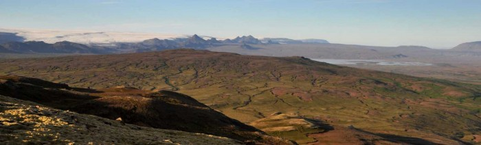 View on Langjökull
